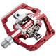 HT DH Race X2 Pedals red